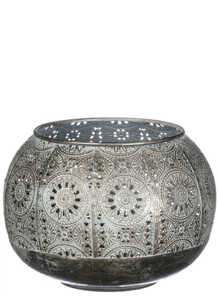 Orb Vessel Candle Holder