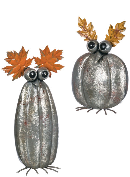 Pumpkin owl tabletopper