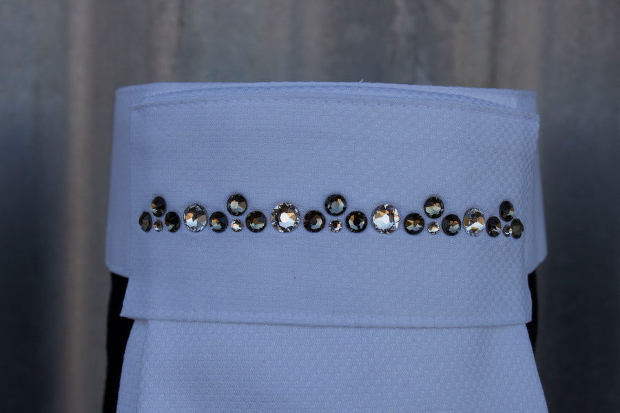 No Concept Endless Sparkle Black Stock Tie
