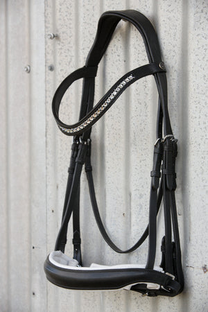 SD Design Crown Bellini Double Bridle