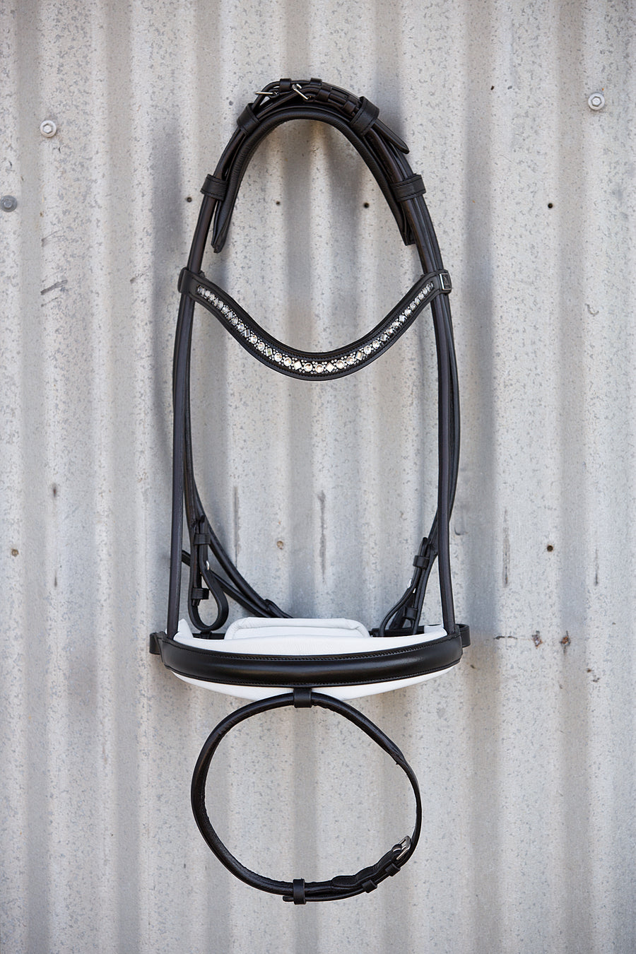 SD Design Antobello Rolled Snaffle