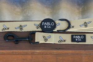 Pablo & Co Bumblebee Leash