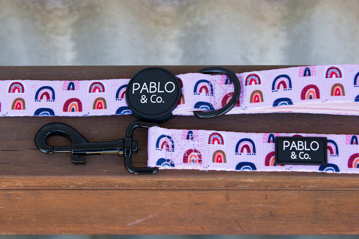 Pablo & Co Rainbows Leash