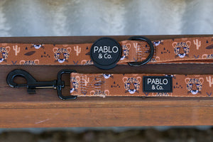 Pablo & Co Wild in the Desert Leash
