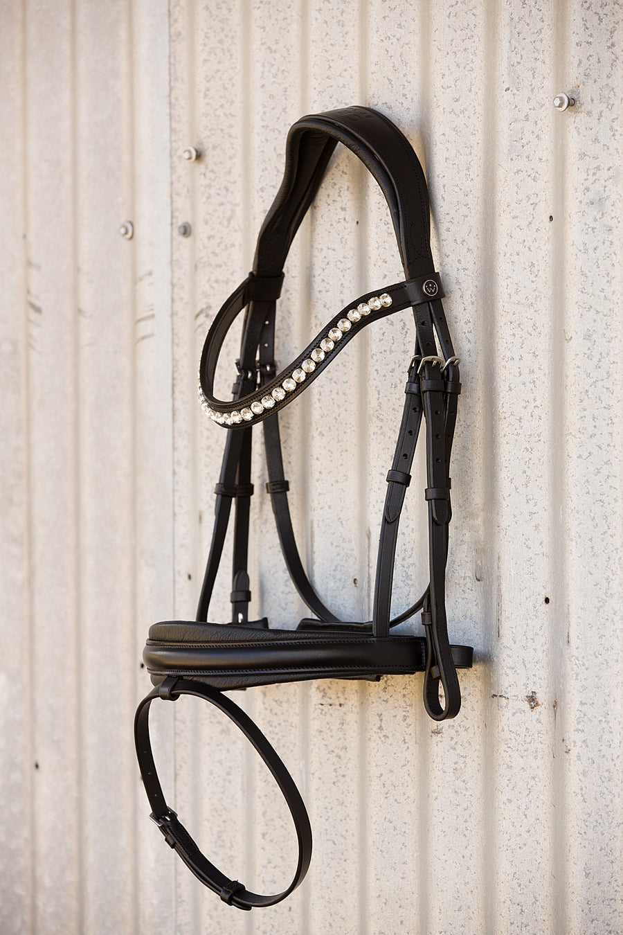 SD Design Belissimo Snaffle Bridle