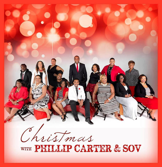Christmas With Phillip Carter & SOV