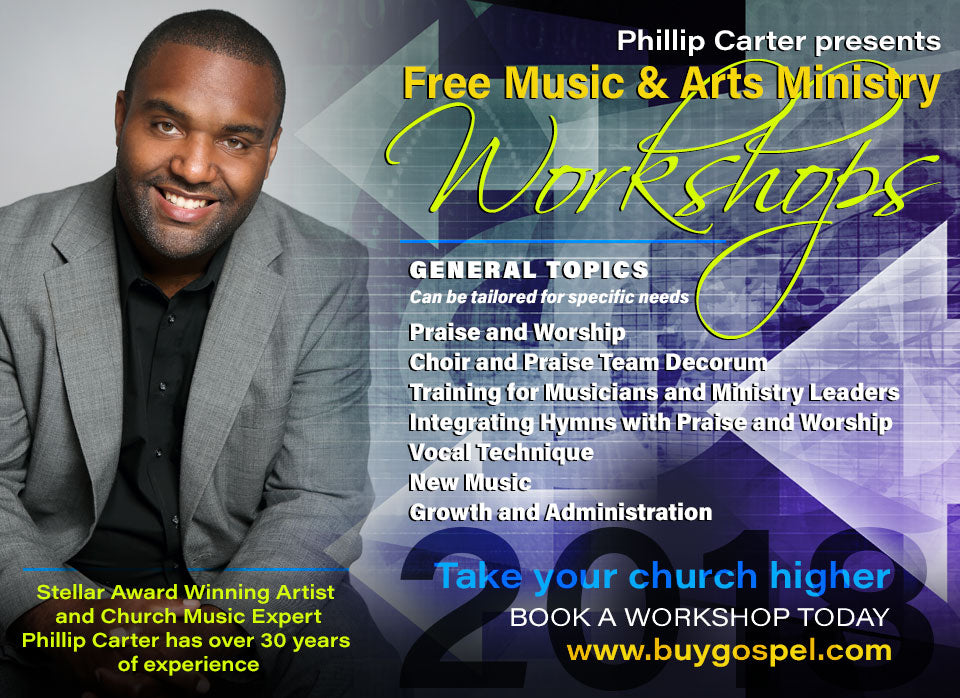 Free One-Day Gospel Music Workshop