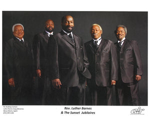 Mt Sinai Pre-Men's Day Celebration Saturday October 5, 2019 at 5:00 PM Featuring Luther Barnes and The Sunset Jubilaires- Mt Sinai Baptist Church 1615 3rd Street NW Washington, DC 20001