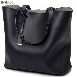 Shoulder Bag Tote PU Leather (Vegan Friendly)