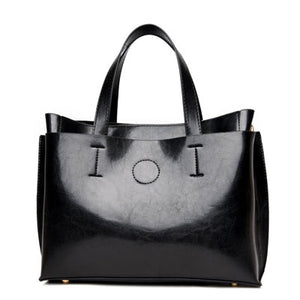 Stylish Shoulder Bad Tote PU Leather (Vegan Friendly)