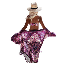 Chiffon Beach Cover Up (3 Styles to Choose From)