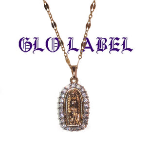 Virgen Chain - GoldFilled