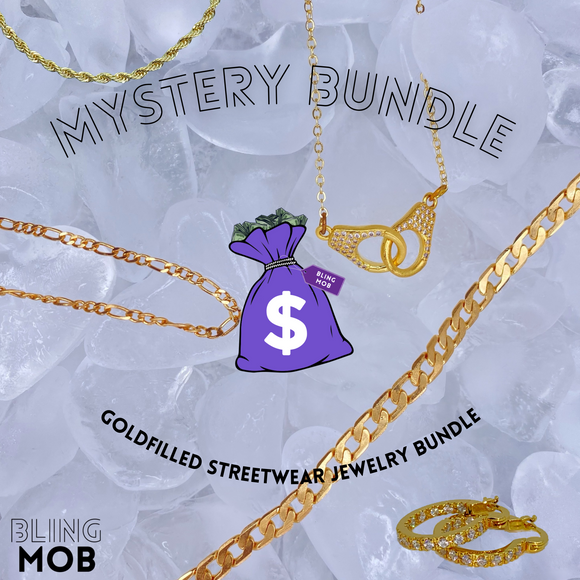 goldfilled jewelry bundle