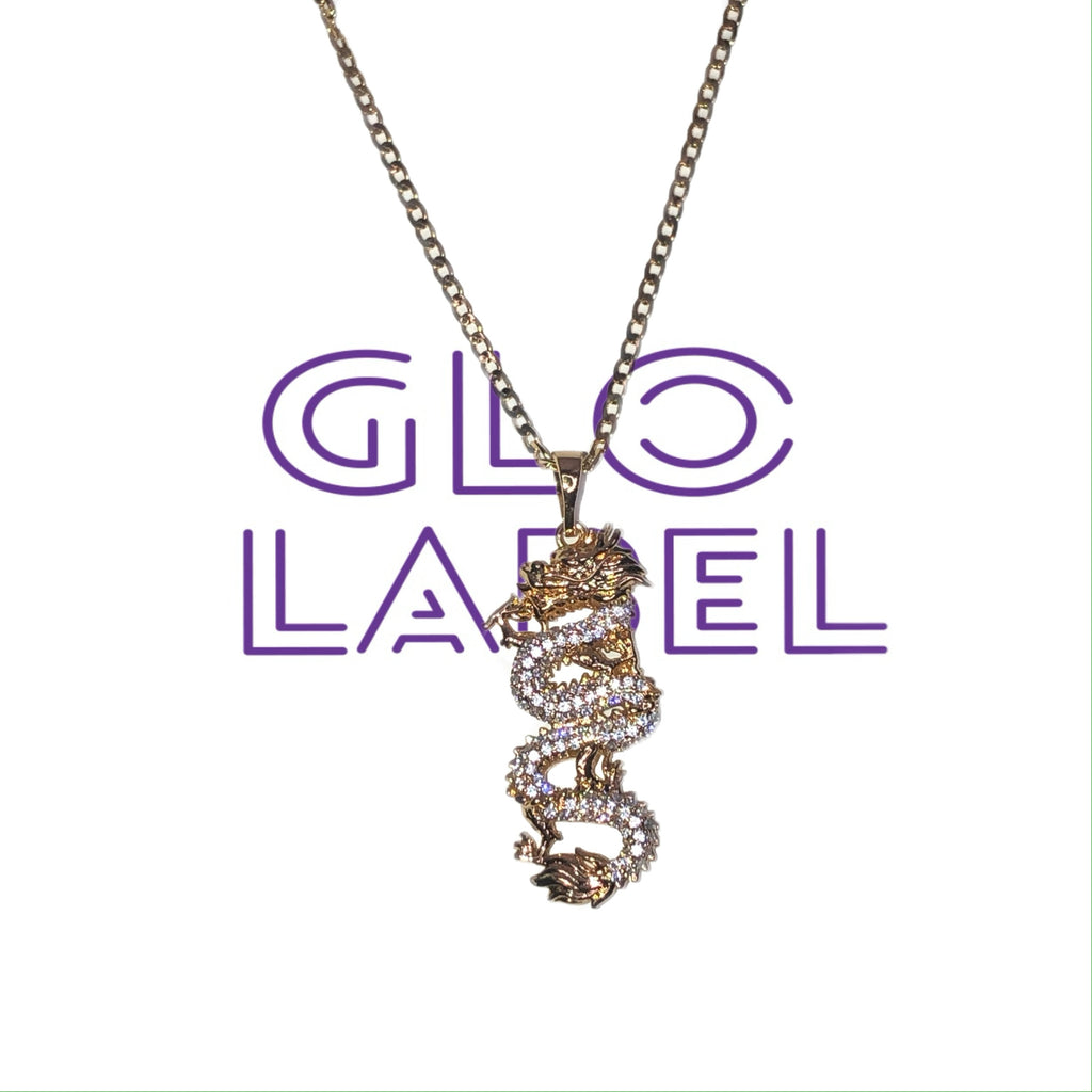 Draco GoldFilled Chain