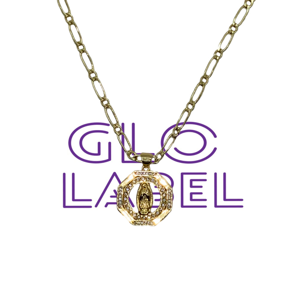 Lupe GoldFilled Chain
