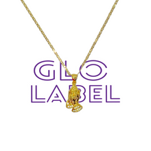Load image into Gallery viewer, Praise GoldFilled Necklace
