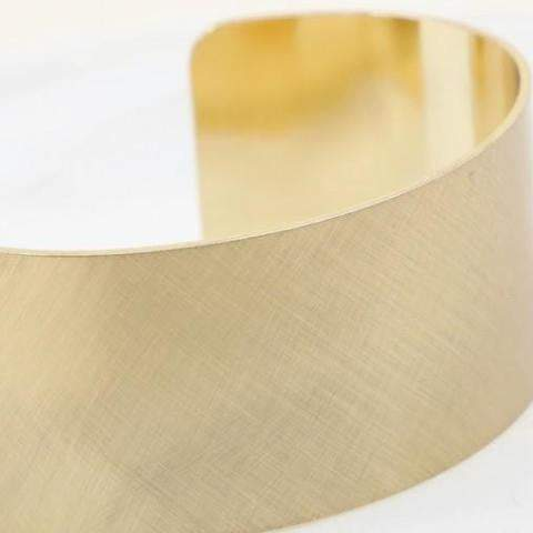 BRUSH GOLD | Bracelet - My Kava Boutique
