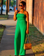 Casual Tube Top (+ colors) | Jumpsuit - My Kava Boutique