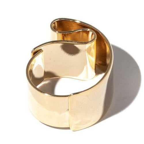 Gold Abstract | Ring - My Kava Boutique