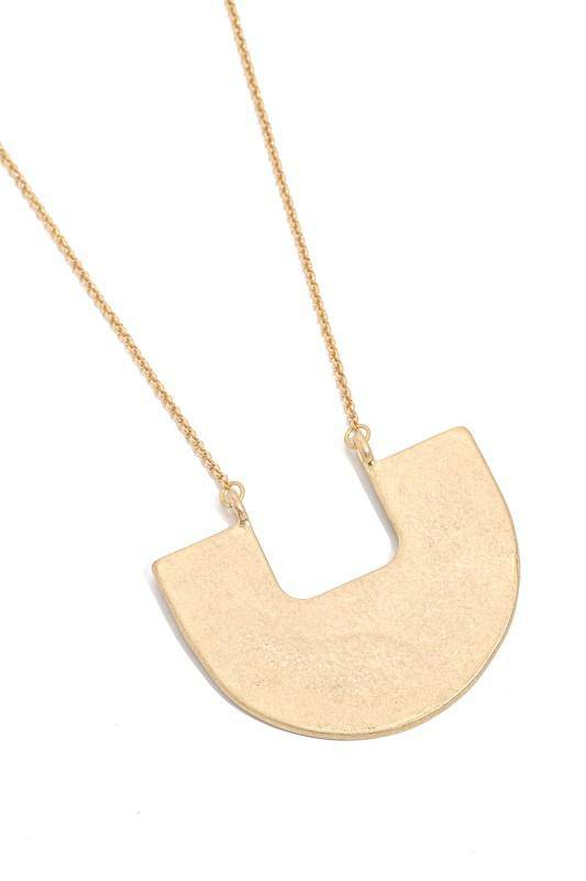 Golden Arch | Necklace - My Kava Boutique