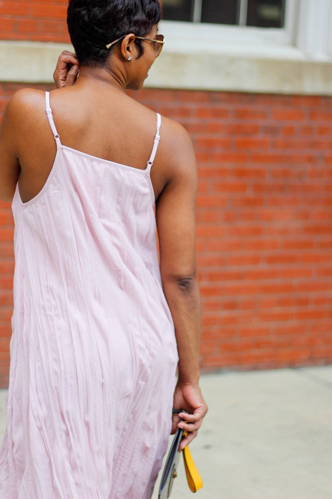 Lavender Crepe | Sundress - My Kava Boutique