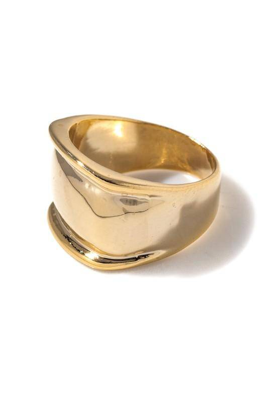 Solid Gold | Ring - My Kava Boutique