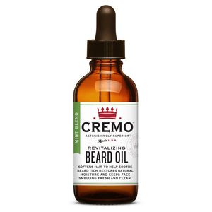 CREMO ACEITE PARA BARBA VARIEDAD TEA TREE MINT