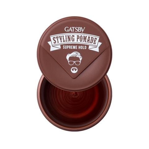 GATSBY STYLING POMADE-SUPREME HOLD