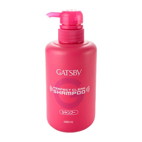 GATSBY SHAMPOO-PERFECT CLEAR
