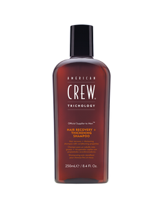 AMERICAN CREW SHAMPOO HAIR RECOVERY + THICKENING SHAMPOO