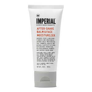 IMPERIAL BÁLSAMO AFTER SHAVE Y HUMECTANTE FACIAL 85 grs.