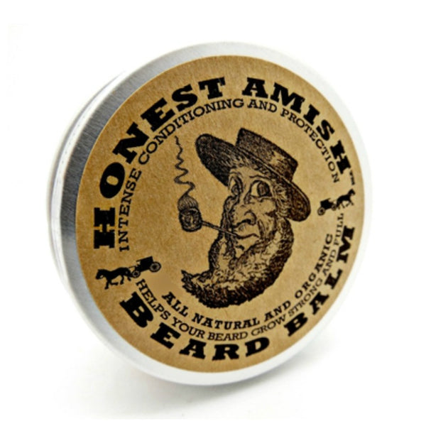 HONEST AMISH BALSAMO PARA BARBA - 2 oz.