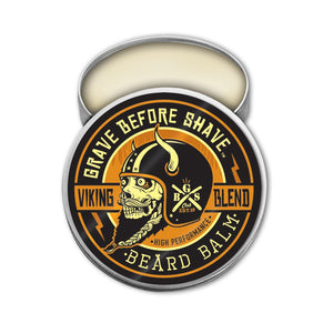 GRAVE BEFORE SHAVE BALSAMO PARA LA BARBA-VIKING-57 grs.