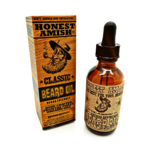 HONEST AMISH ACEITE PARA BARBA CLASICO