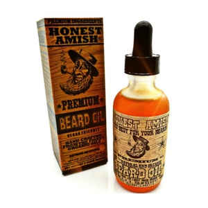 HONEST AMISH ACEITE PARA BARBA PREMIUM