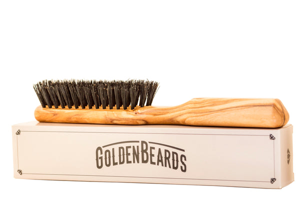 GOLDEN BEARDS CEPILLO LARGO PARA BARBA