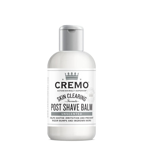 CREMO BALSAMO AFTER SHAVE HIDRATANTE SKIN CLEARING