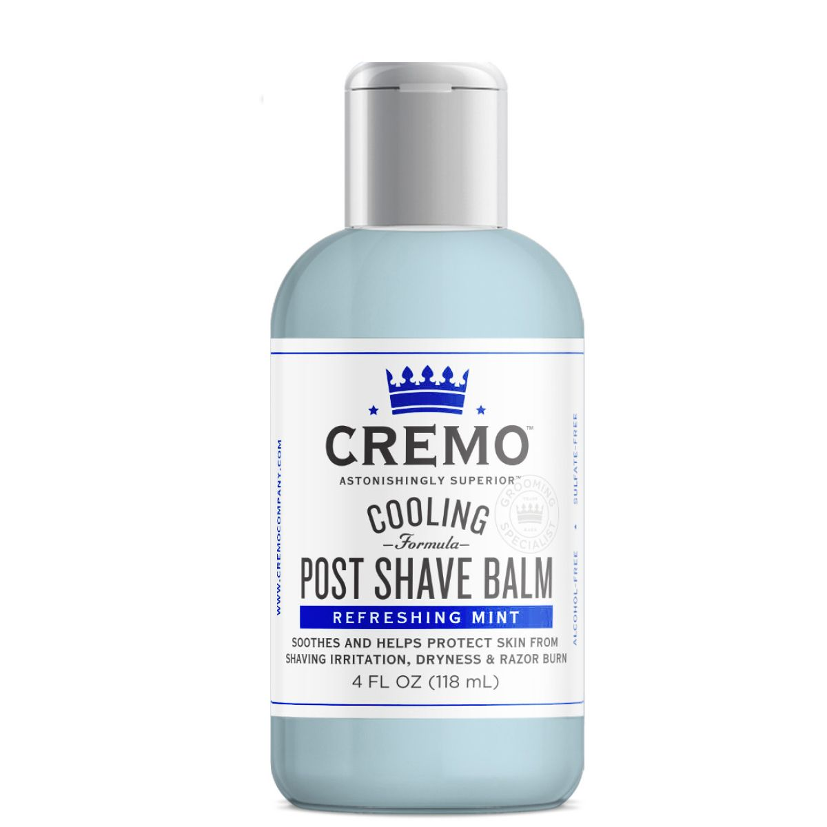 CREMO BALSAMO AFTER SHAVE HIDRATANTE COOLING