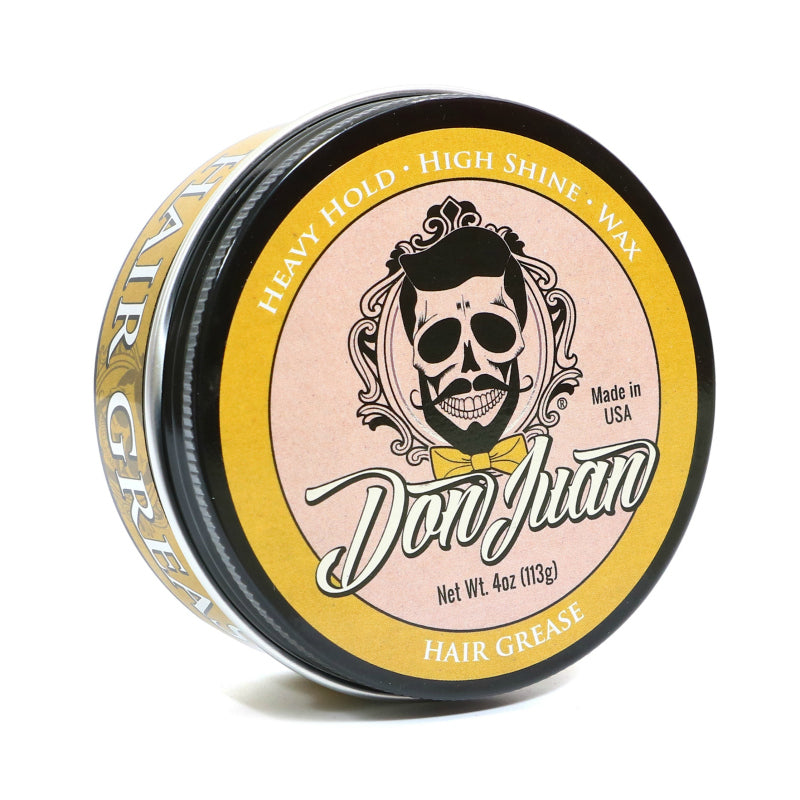 DON JUAN HAIR GREASE POMADE 113 grs.