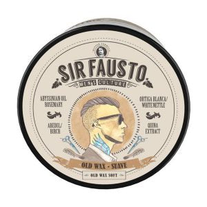 SIR FAUSTO POMADA CABELLO OLD WAX SUAVE 200 grs