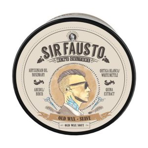 SIR FAUSTO POMADA CABELLO OLD WAX SUAVE 100 grs