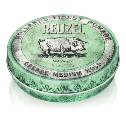 REUZEL POMADA FIJACION MEDIA (MEDIUM HOLD) EN BASE A CERA