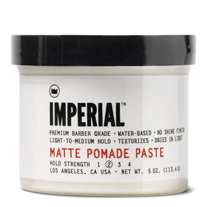 IMPERIAL MATTE POMADE PASTE 113 grs.