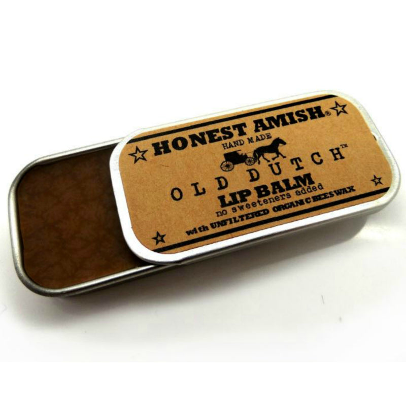 HONEST AMISH LIP BALM - OLD DUTCH