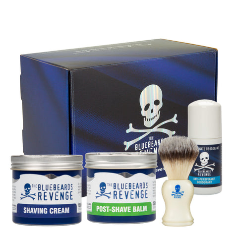 THE BLUEBEARDS REVENGE SET CLASICO DE AFEITAR