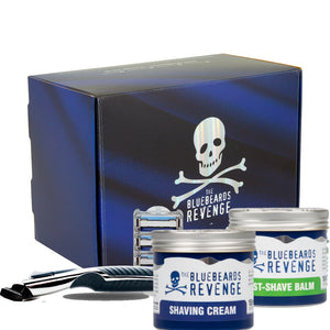 THE BLUEBEARDS REVENGE SET INICIAL DE AFEITADO