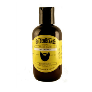 GOLDEN BEARDS SHAMPOO ORGANICO PARA BARBA 100 ml.