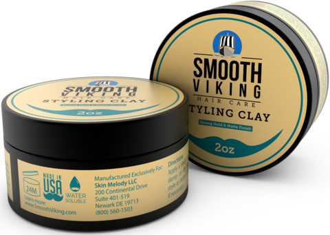 SMOOTH VIKING STYLING CLAY