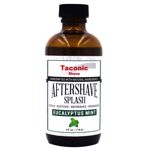 TACONIC AFTER SHAVE SPLASH  MENTA EUCALYPTUS