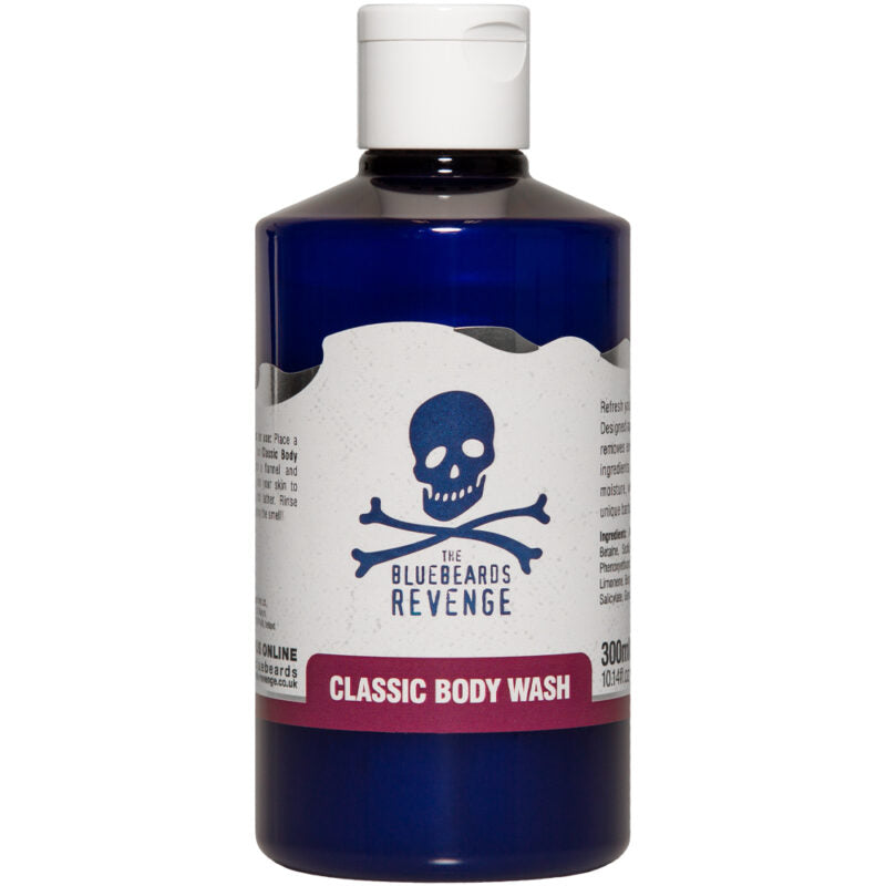 THE BLUEBEARDS REVENGE GEL DE DUCHA CONCENTRADO-300 ml
